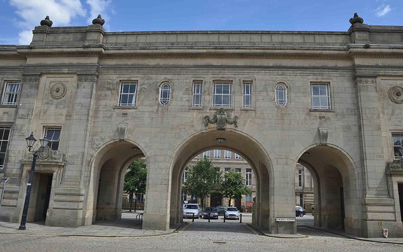 Cheadle Square
