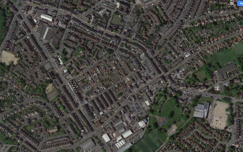 Horwich Aerial
