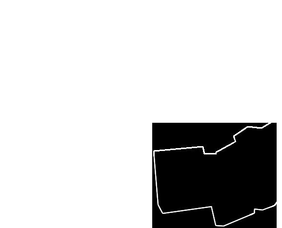 Trinity Quarter map